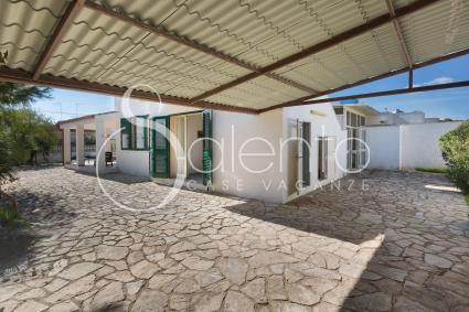 small villas - Torre Lapillo ( Porto Cesareo ) - Villa Orange 1