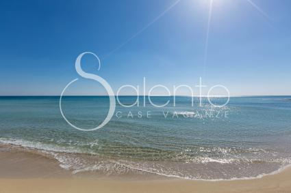 the beach of Porto Cesareo