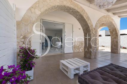 petites villas - La Strea ( Porto Cesareo ) - Villetta Milù A
