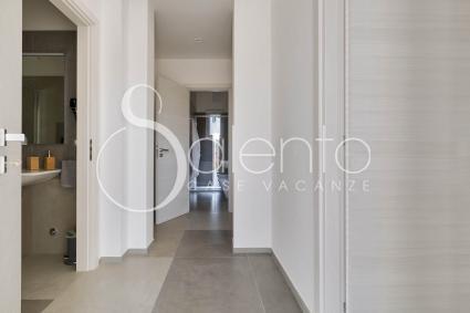 Il corridoio porta alle camere
