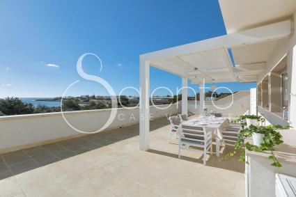 Casa vacanze per 11 persone sulla spiaggia di Porto Cesareo