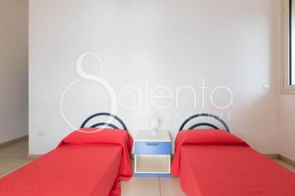 holiday homes - Porto Cesareo ( Porto Cesareo ) - Residence Tabù - Trilo 2