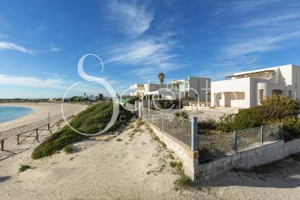 Residence da 6 case vacanze e 26 posti letto sulla spiaggia