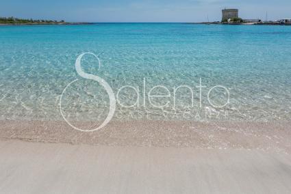 Una delle splendide spiagge del vicino litorale
