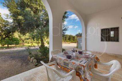 holiday homes - Villaggio Boncore ( Porto Cesareo ) - Villa Giardino Dello Ionio