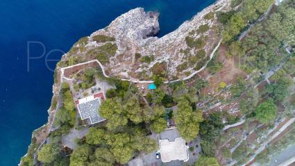 Villa Li Funni ripresa drone