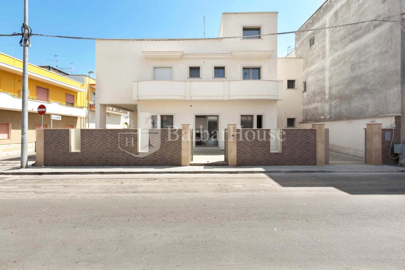 Ferienhauser - Porto Cesareo - Villino Blu Suite