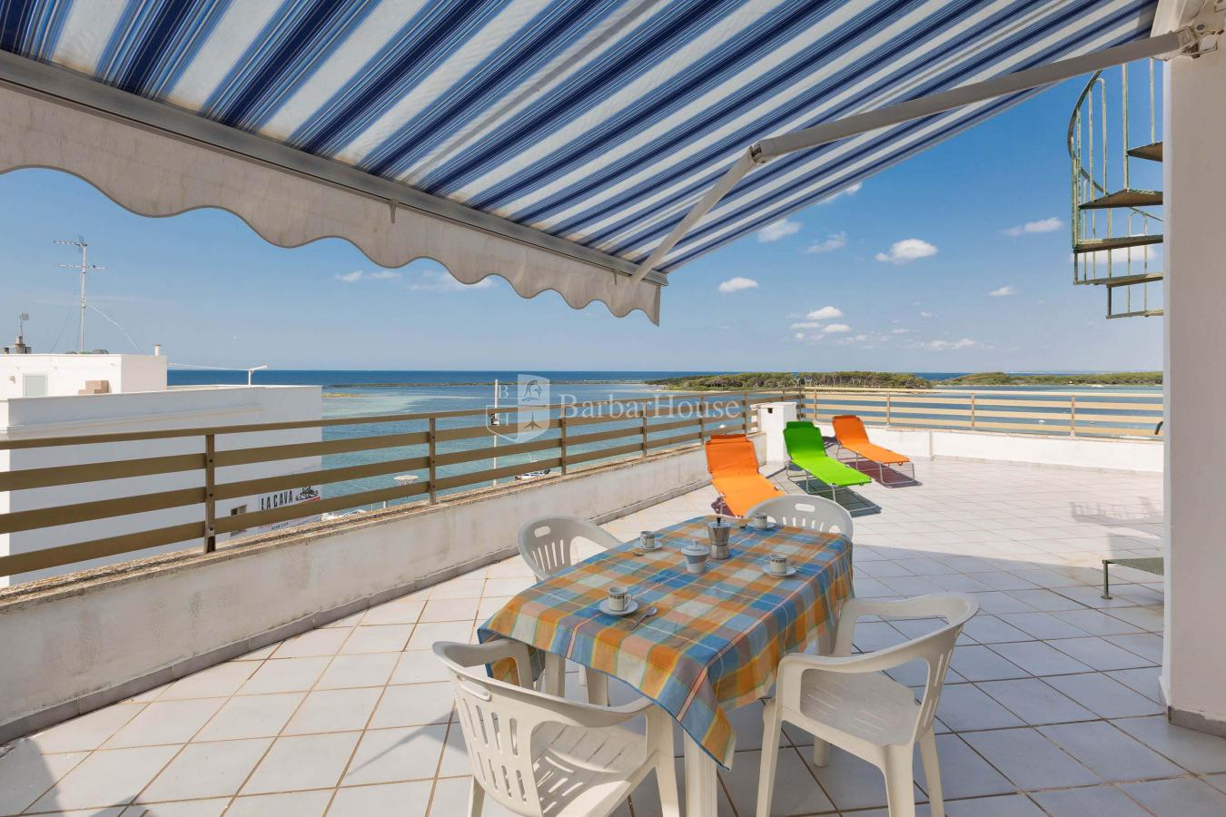 Appartements de vacances - Porto Cesareo - Attico Isola dei Conigli