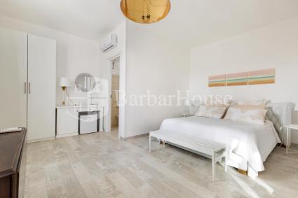 Camera 1 è una matrimoniale in affitto per vacanze nel Salento