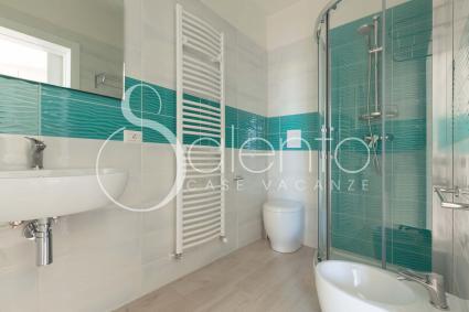Bedroom 2 has a large en suite shower room