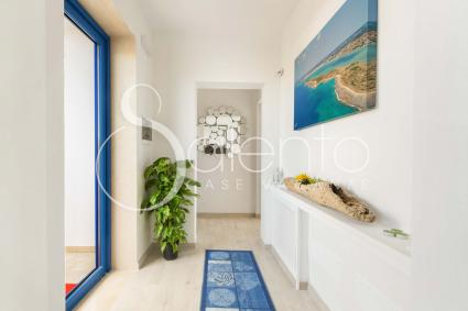 Three of the 4 rooms are located on the first floor of the property 100 meters from the sea