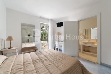 Camera 2 - La camera è dotata di aria condizionata, bagno en suite, internet