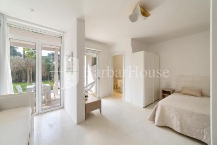 Camera 3 - Arredata con letto matrimoniale più letto doppio estraibile