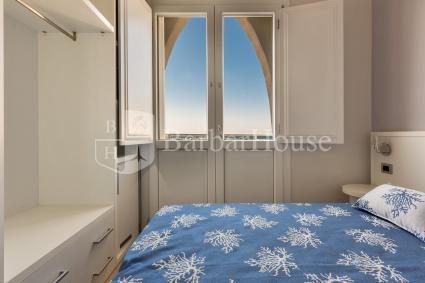 B&B Belvedere Azzurro - Camera 9 (Vista Mare con Terrazzo)
