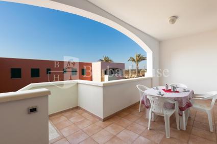 Comfortable veranda for exclusive use