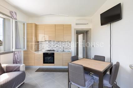 L`appartamento è dotato di aria condizionata, zanzariere