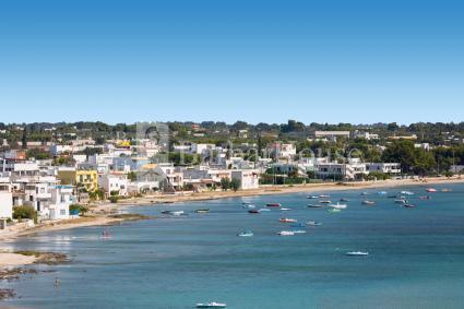 Panorami da cartolina visti dalla casa vacanze in affitto