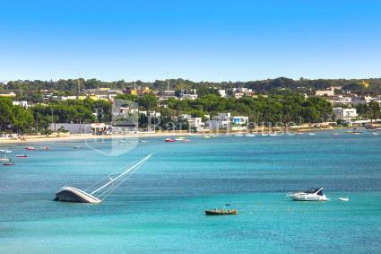 Panorami da cartolina sul mare più bello
