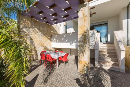 Le Dune Villas - Trilo con veranda