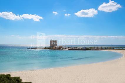 case vacanze - Porto Cesareo ( Porto Cesareo ) - Le Dune Villas - Trilo con Veranda attrezzata