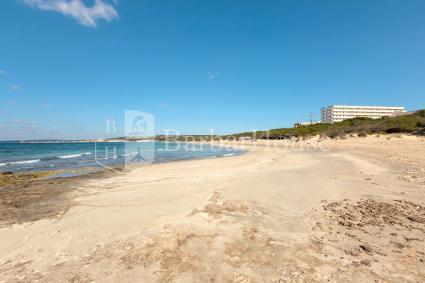 La spiaggia di Rivabella