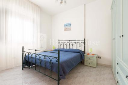 Zona notte formata da 2 camere da letto