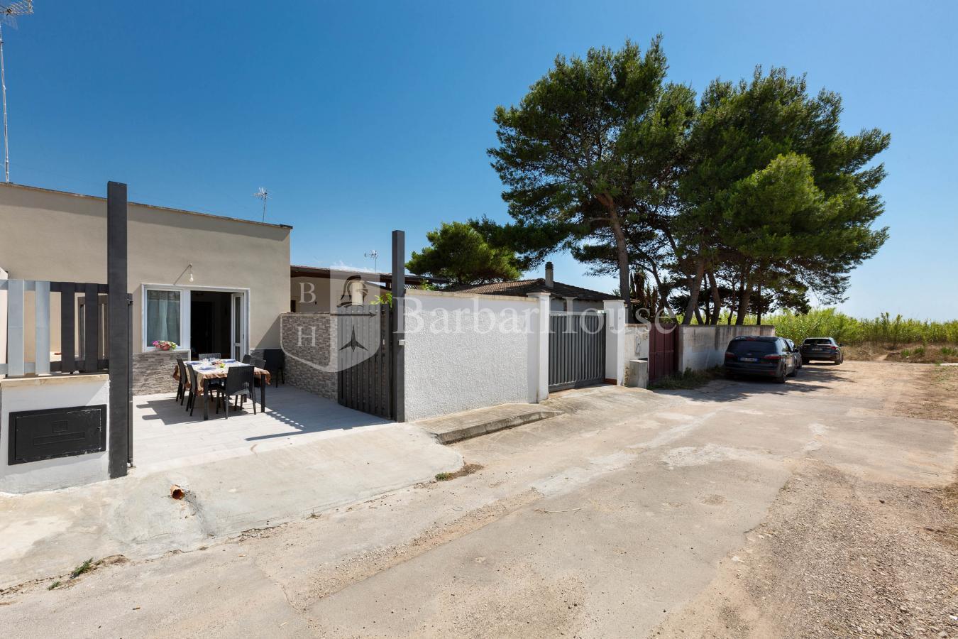 small villas - Sant`Isidoro ( Porto Cesareo ) - Villetta Krystle