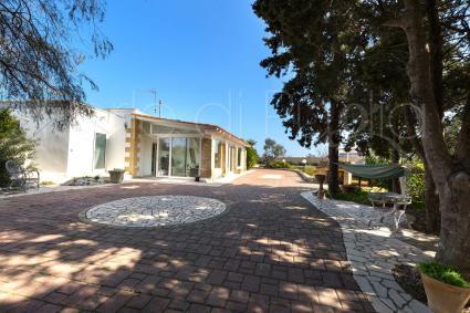 ville di lusso - Santa Maria di Leuca ( Leuca ) - Villa Sergi